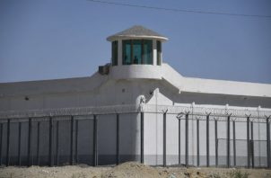 Algunos musulmanes han sido encarcelados tras ser detenidos en campamentos. Un posible campamento. Foto/ Greg Baker/Agence France-Presse — Getty Images.
