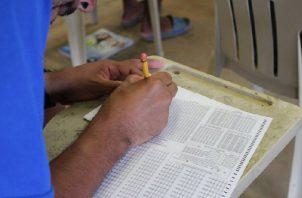 Se realizaron exámenes  de primer ingreso. Cortesía