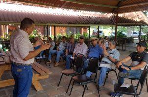 Los dirigentes del sector aseguraron que mantienen la esperanza de que el nuevo gobierno atienda el clamor del sector agropecuario. Foto/Thays Domínguez