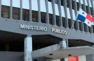Ministerio Público.