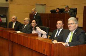 Debate en la Asamblea Nacional sobre ley de protección de datos