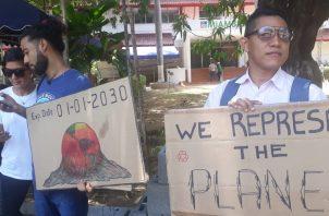 Medida de rechazo ante la aprobación del arrendamiento parcial de la Isla Boná