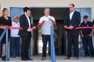 Según  Fepafut  el complejo servirá para seguir fortaleciendo  el deporte en el país.