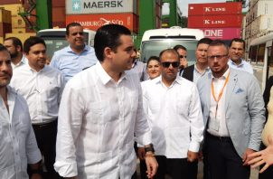 El Gobierno de Laurentino Cortizo  apuesta al fortalecimiento de la institucionalidad logística.
