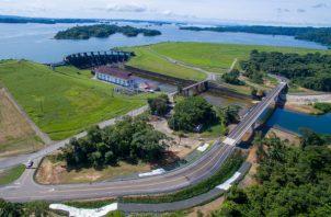 El nueve puente, de dos carriles, fue diseñado por el Canal de Panamá y tiene una longitud total de 267.5 metros. Foto: Canal de Panamá.