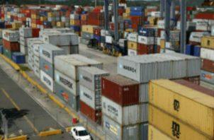 El puerto de Balboa en el lado pacífico bajó su actividad un 41.1% en relación con enero del año pasado. Foto/Archivo