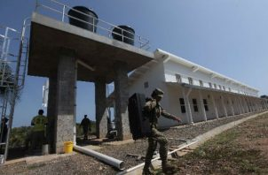 El pasado viernes 7 de diciembre fueron trasladados a Punta Coco unos 12 detenidos, considerados de alta peligrosidad.