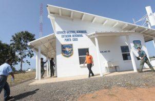 El presidente Juan Carlos Varela ordenó el traslado de 12 reclusos a Punta Coco.