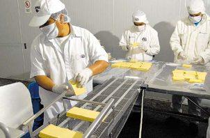 Se incluirán los quesos que se hagan con materia prima láctea 100% nacional.