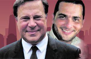 Rafael Flores se valía del apoyo y la protección que le daba Juan Carlos Varela. Archivo