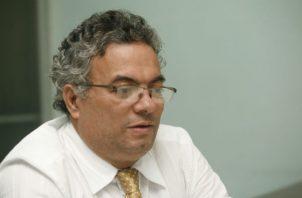 Rafael Ruiloba-Caparroso, escritor, presidente de Coneyep. Foto: Archivo Epasa.