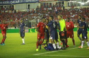 Panamá se complicó tras caer ante Bermudas.