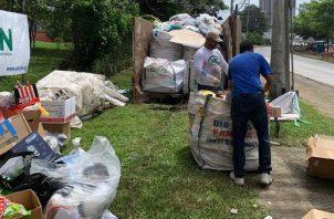 En Panamá hay unas 70 empresas que se dedican al modelo de la economía circular en reciclaje de materiales.