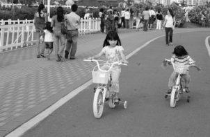 Es una franja de 21 kilómetros, donde se practica ciclismo, running, patinaje, baile, yoga, aerobox, escuela de ciclismo para niños y muchas otras actividades totalmente gratis. Foto: Archivo.