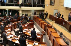 El paquete de reformas debe debatirse en dos legislaturas. Foto: Panamá América.