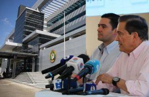 El pasado 6 de mayo, Cortizo confirmó que promoverá los cambios constitucionales por la  vía de dos asambleas.  Foto de Twitter