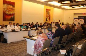 En un taller, celebrado la semana pasada, se avanzó bastante en el debate sobre estas reformas. Foto de cortesía