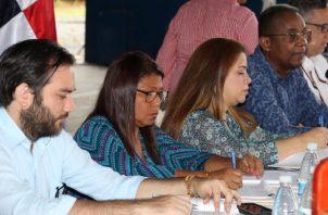 Consultas en Bocas del Toro.  Foto de cortesía