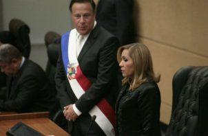 Clima tenso entre el Ejecutivo y el Legislativo complica que se apruebe la quinta papeleta.  Víctor Arosemena