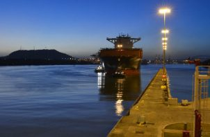 La Visión Marítima País 2019-2024 propone cambiar la estructura que rige el registro de naves panameñas. Foto: Canal de Panamá.