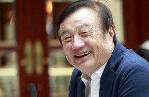 El fundador de Huawei, Ren Zhengfei. Foto/ Cortesía