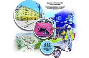 La obra, cuyo costo es de $569 millones, fue adjudicada en 2015 al Consorcio Nuevo Colón, integrado por las empresas Odebrecht Ingeniería & Construcción Internacional y Constructora Urbana (Cusa).