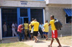 En Panamá hay más de 14 mil 500 privados de libertad. Foto: Panamá América.