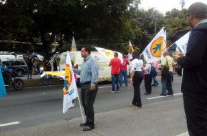 Las protestas contra la Resolución  No. 69 por parte de los universitarios se desarrollarán en todos los centros regionales.
