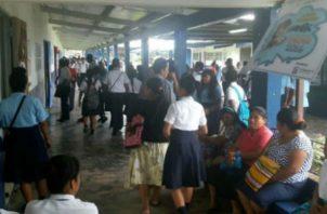 Los padres deben matricular a los estudiantes. Foto: Panamá América