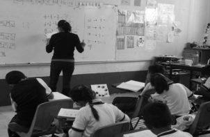 La educación debe ser mejorada en función de reducir las desigualdades de este pueblo.  Foto: EFE.