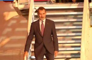 Rey Felipe VI.