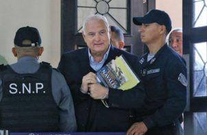Caso del expresidente Ricardo Martinelli vuelve a la Corte Suprema de Justicia. Foto: Panamá América.