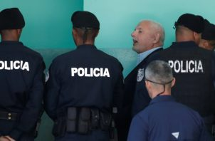 Desde un inicio el expresidente Ricardo Martinelli ha denunciado que se trata de un proceso político en su contra.