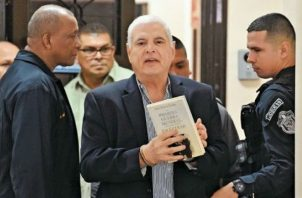 La audiencia de impugnación contra las candidaturas de Ricardo Martinelli está programada para el próximo martes 9 de abril.