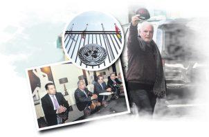 Han sido múltiples las violaciones de los derechos humanos contra el expresidente Ricardo Martinelli.