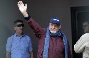 Se pudo conocer que una empresa colombiana está interesada en el juicio de Ricardo Martinelli. Foto: Archivo.