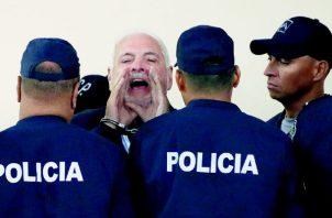 A las 9:00 de la noche se sabrá si le dan libertad al expresidente Ricardo Martinelli. Foto: Panamá América.