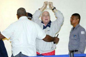 Pleno de la Corte se declara en sesión permanente para discusión de competencia en caso de Ricardo Martinelli. Foto: Panamá América.