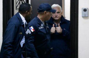 """""""El lunes develaré otras sorpresas"""", Sidney Sittón sobre el caso del expresidente Ricardo Martinelli. Foto: Panamá América."""