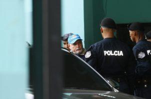 Abogados del expresidente Ricardo Martinelli piden investigar violación de sellos en caso pinchazos. Foto: Edwards Santos.