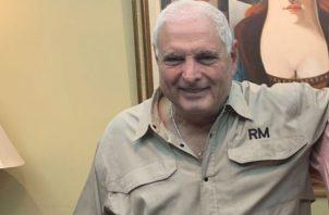 El juicio oral del expresidete Ricardo Martinelli fue reprogramado para mañana.