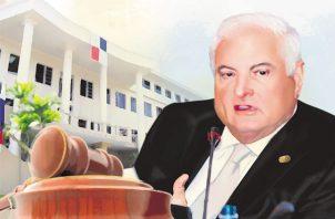 Jerónimo Mejía tiene que analizar más de 300 pruebas presentadas en la etapa intermedia de este proceso por la defensa, fiscalía y el querellante autónomo contra Ricardo Martinelli.