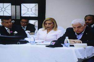 El lunes 19 de noviembre, el magistrado Jerónimo Mejía deberá anunciar qué evidencias de las partes aprueba para el juicio oral.  Foto/Archivo