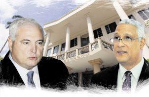 Corte podría declinar hoy competencia en el caso del expresidente Ricardo Martinelli. Foto: Panamá América.