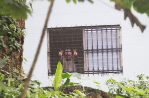 Desde el pasado mes de junio, Ricardo Martinelli se encuentra detenido en El Renacer.  Edward Santos