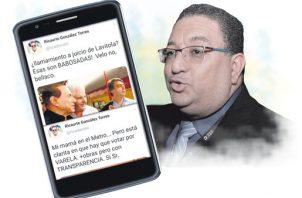 El actual fiscal de la causa contra Ricardo Martinelli es Ricaurte González
