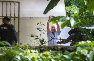 Piden declarar ilegal la detención de Ricardo Martinelli. Archivo