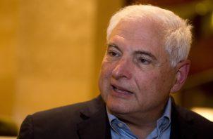 Ricardo Martinelli ha manifestado ser víctima de un proceso político en su contra. Foto de Archivo
