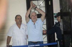 Caso Ricardo Martinelli alcanzado por ilegalidades. Foto: Archivo