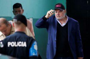 Este lunes se registró el acto de lectura del fallo que declaró no culpable a Ricardo Martinelli.